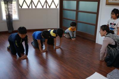호안다구박물관 전시관람과 전통차 체험