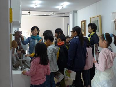 2013년 지역다문화프로그램사업-쾌연재도자미술관